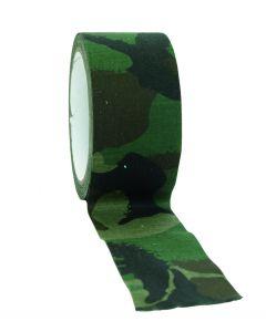 Vojaški maskirni, samolepilni trak za maskiranje orožja in opreme