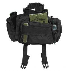 Modularna MOLLE torba za okoli pasu Small črna barva