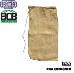 Vojaška vreča za pesek HESSIAN NORMAL DUTY SAND BAG EMPTY appro 76cm x 34cm, BCB International, B33 army shop, B33 army shop at www.opremljen.si, trgovina z vojaško opremo, vojaška trgovina