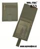 B33 army shop - Nemška vojaška Bundeswehr mapa za svinčnike, pisalne bloke & dokumentacijo olivna barva MILTEC, MIL-TEC, by B33 army shop at www.opremljen.si, trgovina z vojaško opremo, vojaška trgovina