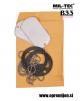 B33 army shop - vojaška identifikacijska ploščica (dog tag) z glušilnima gumicama MILTEC, MIL-TEC opremite se na www.opremljen.si (trgovina z vojaško opremo, vojaška trgovina)
