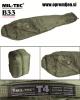 B33 army shop - Vojaška spalna vreča TACTICAL 4 MILTEC (opremi se na www.opremljen.si - vojaška trgovina) oliv