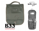 Vojaška torbica za osebno higieno olivna barva