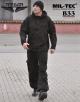 US softshell hlače črne by B33 army shop at www.opremljen.si