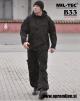 B33 army shop - US Vojaška softshell jakna (Extended Cold Weather Clothing Systems (ECWCS) - generacija III) črna barva MILTEC by B33 army shop at www.opremljen.si, trgovina z vojaško opremo, vojaška trgovina