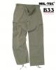 Vojaške bojne ženske hlače ripstop prewash US BDU olivna barva by B33 army shop www.opremljen.si