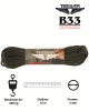 Vojaška vrv paracord by B33 army shop at www.opremljen.si