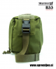 Vojaška medicinska torbica IA MEDICAL QR-MODULAR KARRIMOR SF by B33 army shop at www.opremljen.si, Army shop, Trgovina z vojaško opremo, Vojaška trgovina
