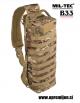 Vojaška ramenska MOLLE torba multicamo vzorec MILTEC, MIL-TEC by B33 army shop at www.opremljen.si (trgovina z vojaško opremo, vojaška trgovina)
