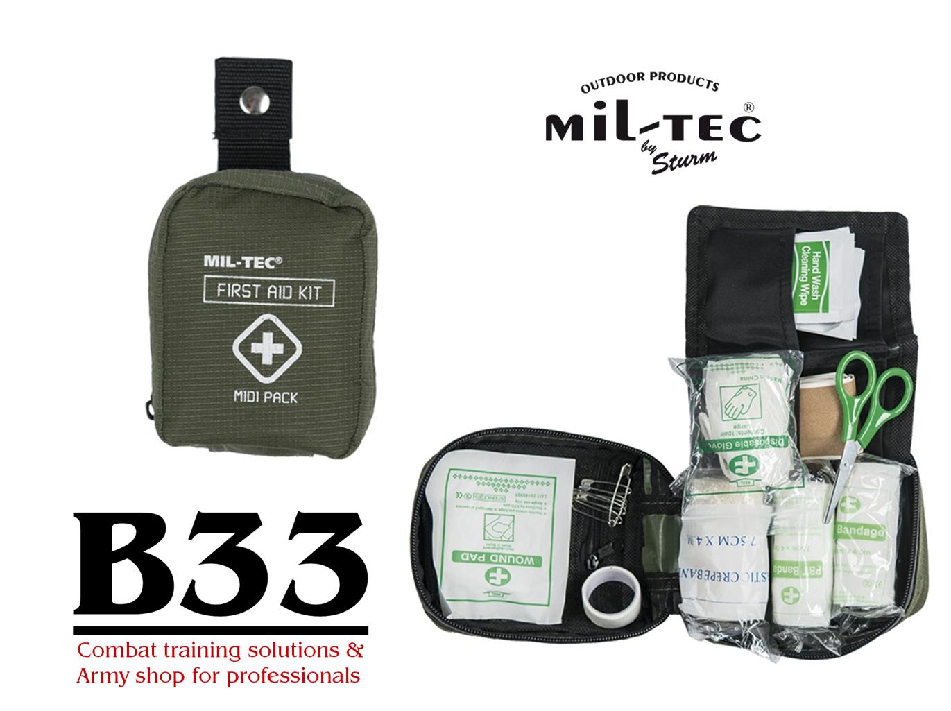 B33 army shop torbica za okoli pasu prva pomoč at www.opremljen.si