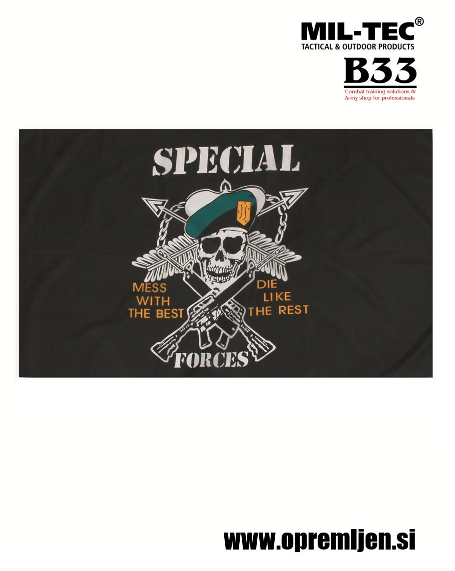 B33 army shop - zastava US special forces MILTEC, MIL-TEC, opremite se na www.opremljen.si (trgovina z vojaško opremo, vojaška trgovina)